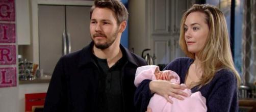 Beautiful anticipazioni Usa: Liam ed Hope lasciano la scogliera con Beth