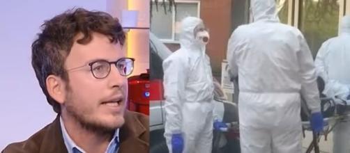 Diego Fusaro si è espresso sul coronavirus con un'opinione chiara sui confini.
