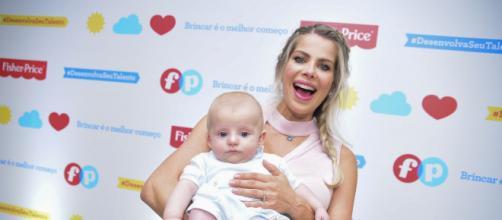 Famosas que decidiram ter seus filhos fora do Brasil. (Arquivo Blasting News)