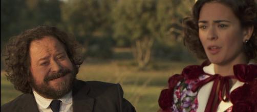 Il Segreto anticipazioni spagnole: Maria esce di scena, Gracia chiude gli occhi per sempre