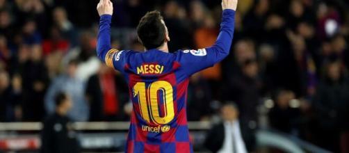 Messi, el goleador de La Liga - culemania.com
