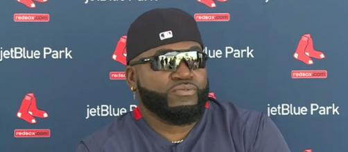 Ortiz can't picture Brady wearing another uniform (Image Credit: NESN/YouTube)