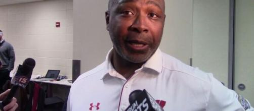 Ted Gilmore is one of the former Nebraska coaches joining Michigan State [Image via Badger247/YouTube]