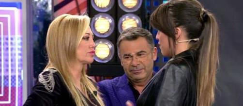 Belén Estebán se niega a hablar sobre Sofía Suescún