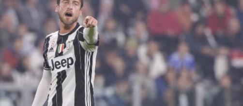 Claudio Marchisio, ex centrocampista della Juventus.