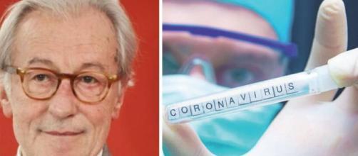 I commenti di Vittorio Feltri sul coronavirus fanno discutere