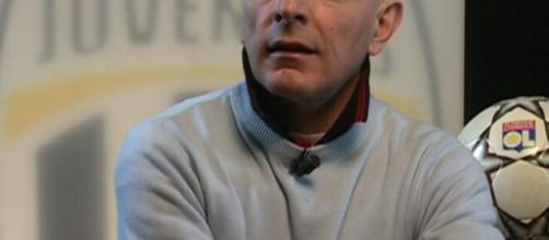 Marcello Chirico, giornalista tifoso della Juve.