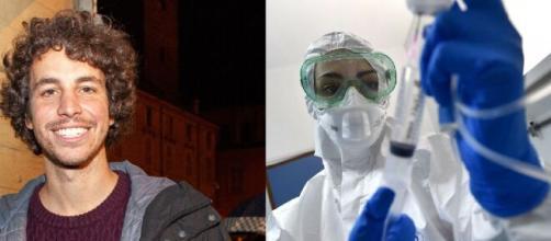 Mattia Santori, leader delle Sardine, ha lanciato la campagna #Nonfarticontagiare per contrastare le discriminazioni sul Coronavirus