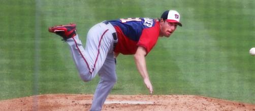 Max Scherzer has won three Cy Youngs in his career. [Image Source: Flickr | Corn Farmer]