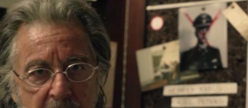 Al Pacino vive o judeu Meyer Offerman na série da Amazon, 'Hunters'. (Arquivo Blasting News)