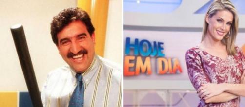 Além de Ratinho Livre e Hoje em Dia a rede Record tem outros programas populares.(Fotomontagem)