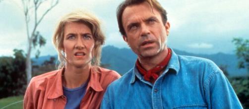 """El reparto original vuelve al parque de """"Jurassic World 3"""""""