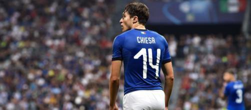Inter e Juventus su Federico Chiesa.