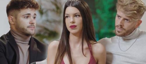 La isla de las tentaciones/ Se destapa el montaje de Andrea en el concurso