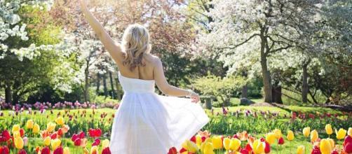 La primavera es una explosión de luz y color que afecta a a nuestra vida.