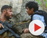 Cena do filme 'Resgate' protagonizado por Chris Hemsworth (Arquivo Blasting News)