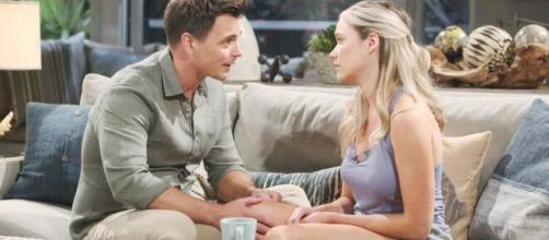 Beautiful anticipazioni americane: Wyatt apprende da Flo che Beth è viva