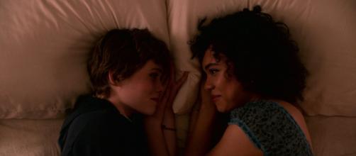 Cena da nova série da Netflix ''I'm Not Okay With This''. (Reprodução/Netflix)