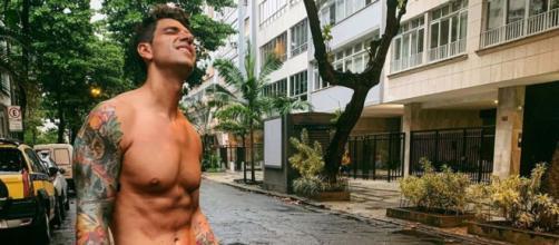 Diego Matamoros en una de sus fotos de Instagram. / @diegomatflo