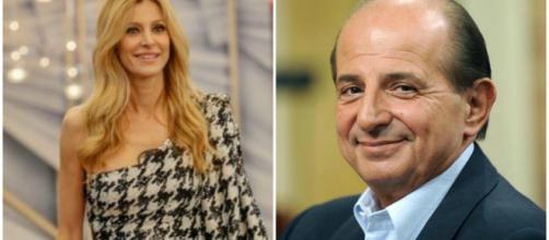 Grande Fratello Vip, Giancarlo Magalli si sbilancia su Adriana Volpe: 'Spero faremo pace'.