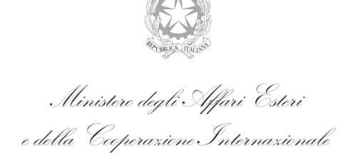 Ministero degli Affari Esteri e della Cooperazione Internazionale, bando di concorso.