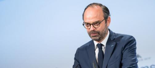 Retraite : Edouard Philippe pourrait faire passer la nouvelle loi avec le 49.3. Credit: Mueller / MSC