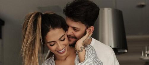 Surgiram boatos que o casal Saulo Poncio e Gabi Brant não estariam mais juntos. (Arquivo Blasting News)