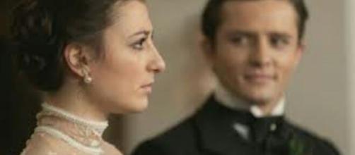 Una vita, trama del 27 febbraio: Samuel schiaffeggia Lucia dopo essere stato lasciato all'altare.