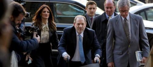 Weinstein viene giudicato colpevole.