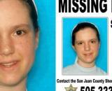 Body found in Arizona identified as missing Mennonite woman. [Photo courtesy of San Juan County Sheriff's Office]