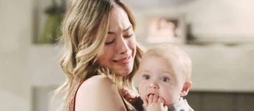Beautiful, anticipazioni americane: Flo decide di dire a Hope che Beth è viva