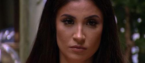 Bianca Andrade se mostrou pessimista em relação ao futuro de seu relacionamento. (Reprodução/TV Globo)