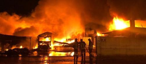 Drammatico incendio a Strasburgo: cinque morti e sette feriti