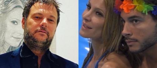 GF Vip, Parli contro il comportamento di Adriana con Denver: 'Il sentimento va rispettato'