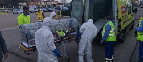 Italia refuerza controles sanitarios ante la llegada del Coronavirus. - 65ymas.com