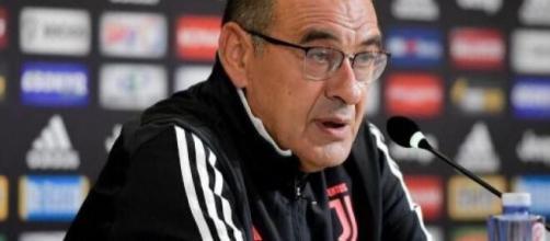 Juventus, Sarri con il 4-3-3 contro il Lione