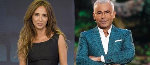 María Patiño humillada por Jorge Javier en Sábado Deluxe