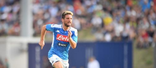Serie A, tra gli indisponibili c'è anche Mertens.
