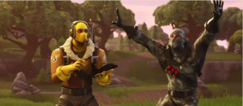 The Guided Missile was introduced in 'Fortnite' in 2018. [Image source: Fortnite/YouTube]