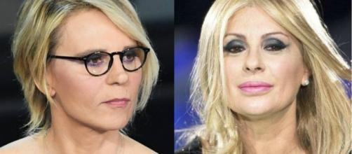 Uomini e Donne, Maria De Filippi: 'Le registrazioni sono state un inferno per un problema di Tina'.