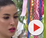 Bianca Andrade, em entrevista ao Mais Você nesta quarta (26), afirmou que não tem mais namorado. (Reprodução/TV Globo)