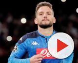 L'Inter vuole soffiare Mertens al Napoli