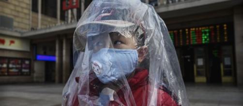 Ante la falta de mascarillas, en China recurren a trucos caseros ... - yahoo.com