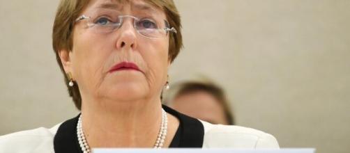 Bachelet denuncia retrocesso no Brasil em relação a direitos humanos. (Arquivo BlastingNews)