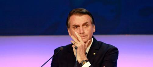 Bolsonaro compartilha video anti-Congresso e causa polêmica na classe politica (arquivo Blasting News)