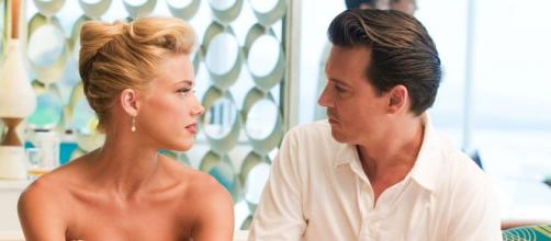Des SMS prouvent que Johnny Depp avait des envies violentes contre son ex femme Amber Heard. Credit:GK Films