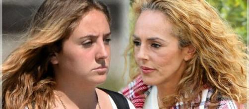 El episodio con un cuchillo que Rocío Carrasco ocultó para no hacer daño a su hija