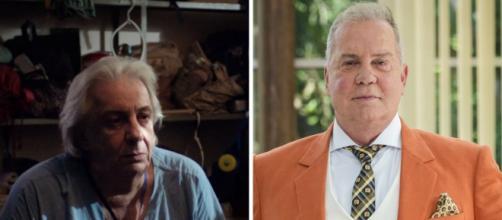 Grandes atores da rede Globo que são assumidamente homossexuais. ( Fotomontagem )