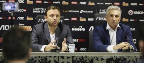 Jogadores do Vasco não darão entrevistas. (Arquivo Blasting News)
