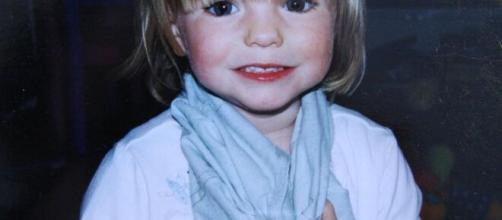 Madeleine McCann is still missing. Photo via Scotland Yard for media use